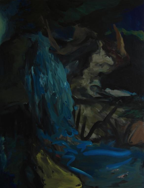Paolo Dolzan, Il posto delle Anguane, 2014