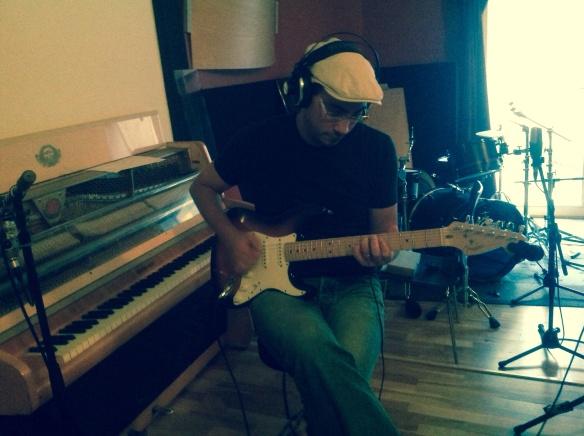 Strat Recording